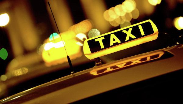 Желтое такси подозреваемых впохищении мужчины остановили вцентре столицы