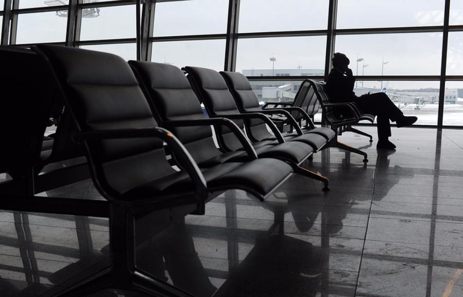 Неменее 80 рейсов задержано в столичных аэропортах