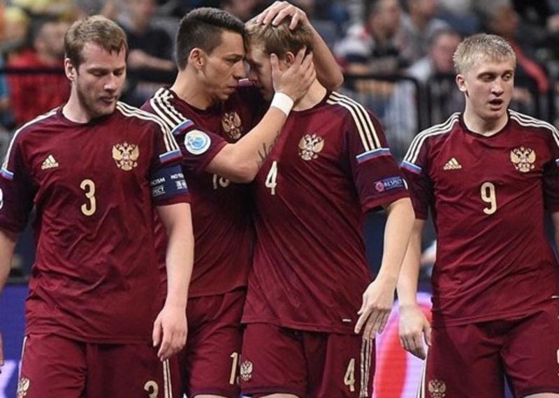 Футбол Сборной России Чемпионат Мира 2016
