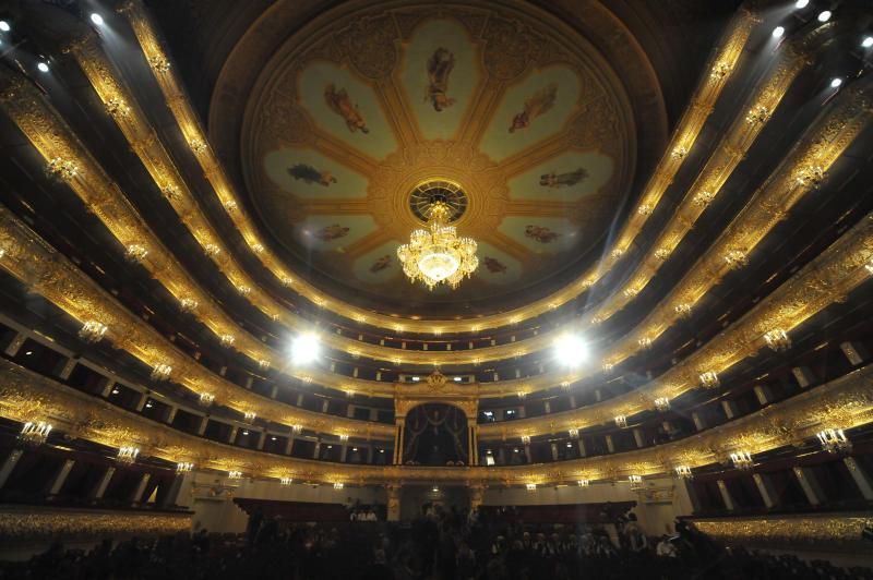 Большой театр ограничил допуск детей навечерние спектакли