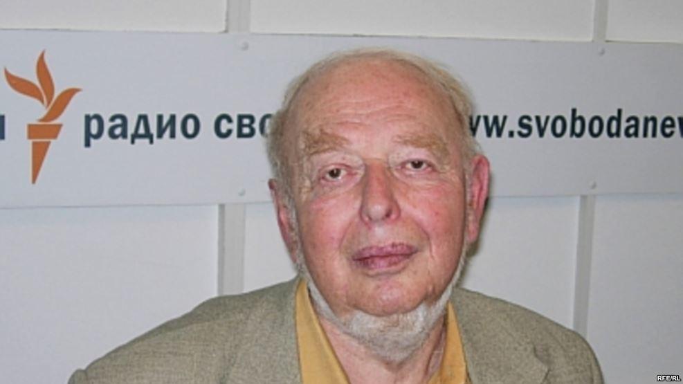 Скончался культуролог Леонид Баткин