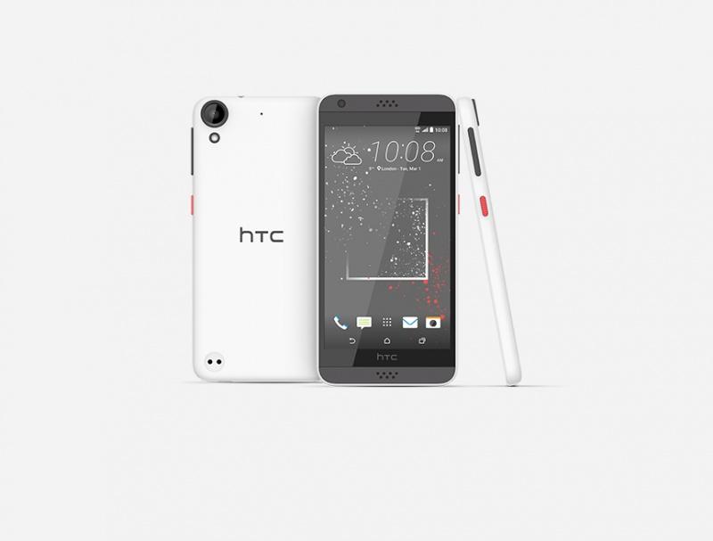 HTC Desire 825 dual sim выходит на рынок России
