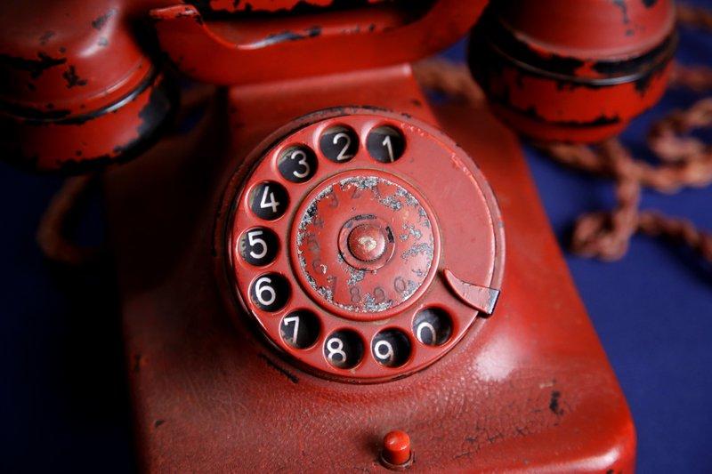 Красный телефон Гитлера продали саукциона за $243 тысячи