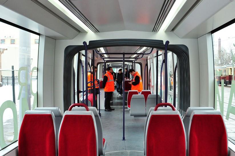 В столице при столкновении трамваев пострадали 5 человек