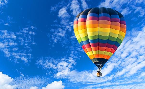 Федор Конюхов начал кругосветное путешествие навоздушном шаре
