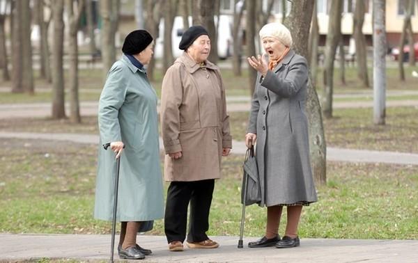 Москвичам повысили минимальную пенсию