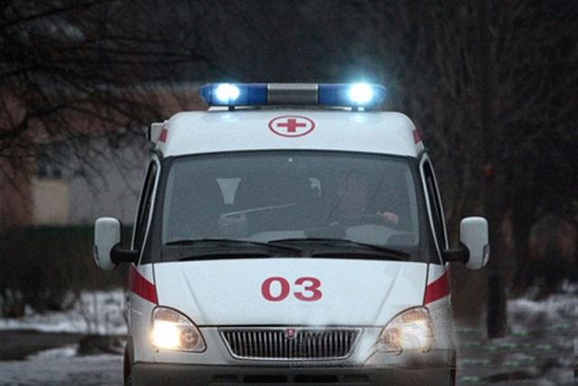 Бетонная плита упала нарабочего вцентральной части Москвы