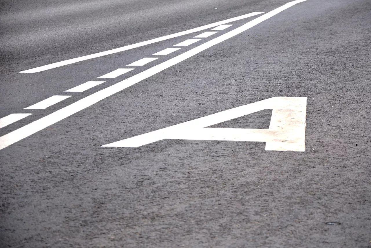 Тысячи водителей в столице оштрафовали занесуществующую «выделенку»