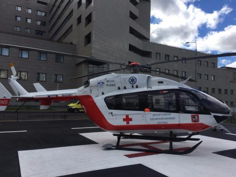 Ребенок пострадал вДТП на41-м кмКалужского шоссе
