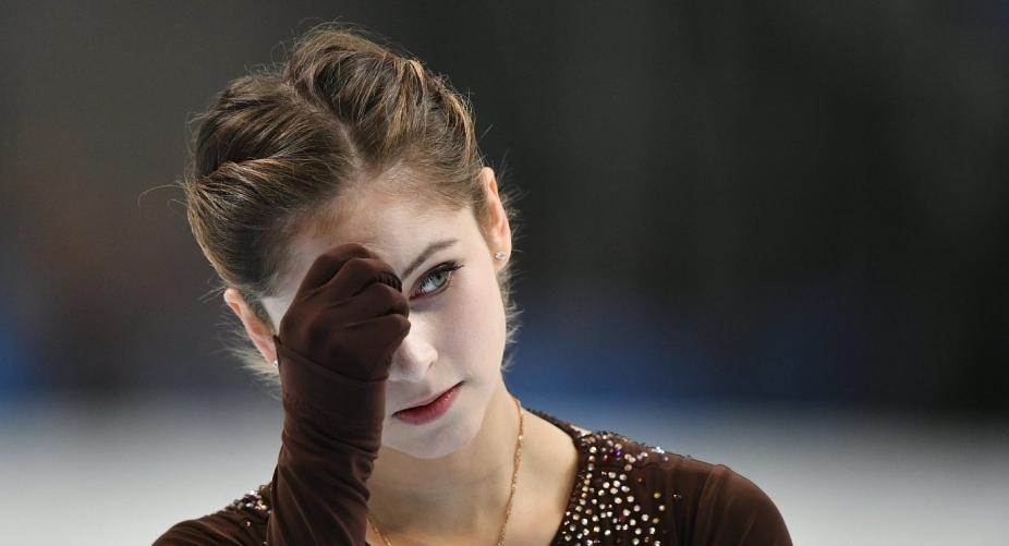 Русская фигуристка выиграла этап Гран-при в столице