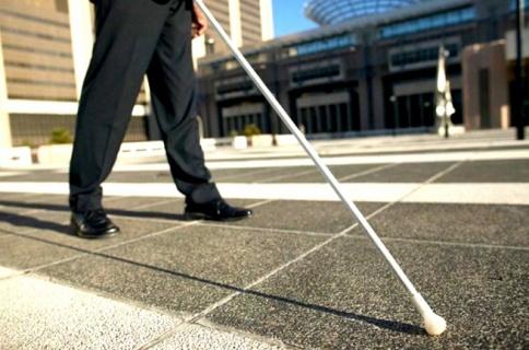 Мастера изПензы создали гаджет для слепых сфункциями собаки-поводыря