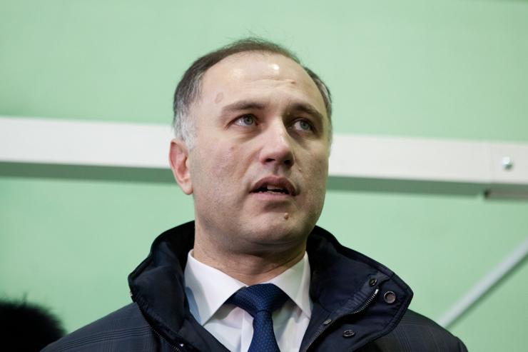 Горсуд Петербурга неотпустил домой прежнего вице-губернатора Оганесяна