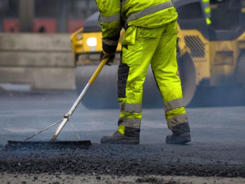 В российской столице ссамого начала года обновили 22 млн квадратных метров асфальта