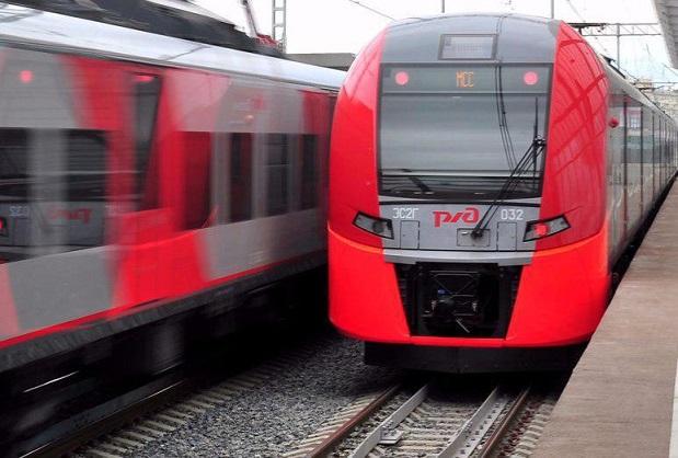 В столицеРФ пассажир попал под поезд настанции МЦК