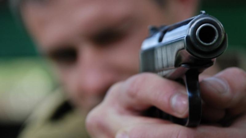 Обидчик устроил стрельбу вцентральной части Москвы
