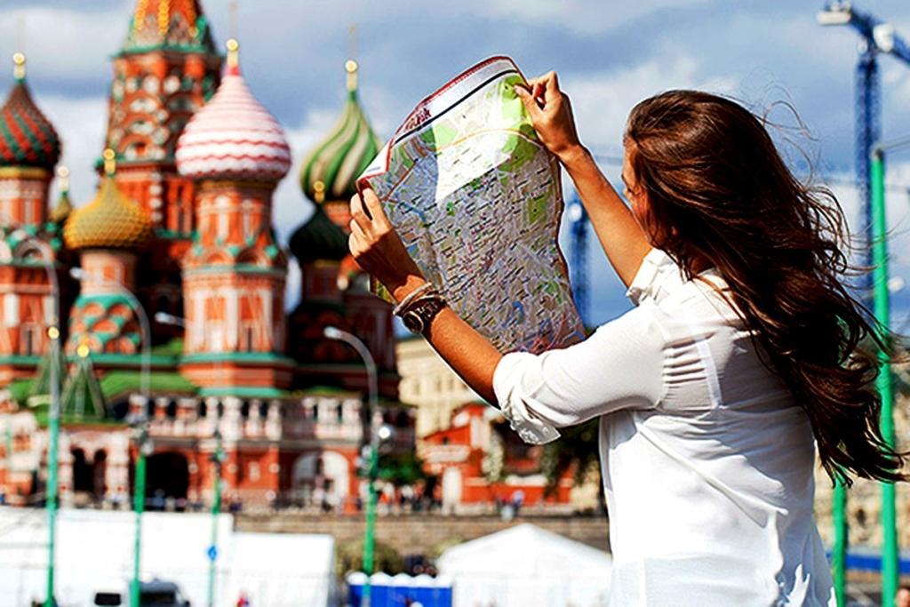 В 2018 году Москву посетит 21 миллион туристов