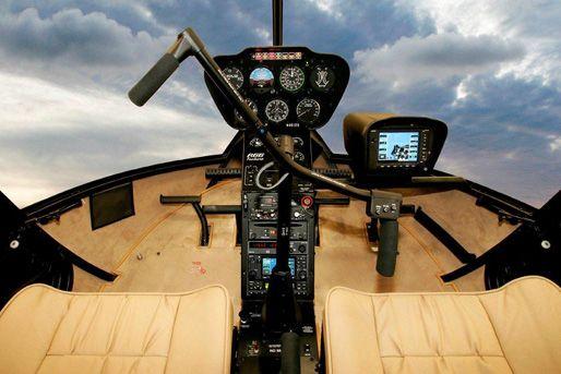 Замерзшие лопасти стали первопричиной экстренной посадки вертолета наМКАД