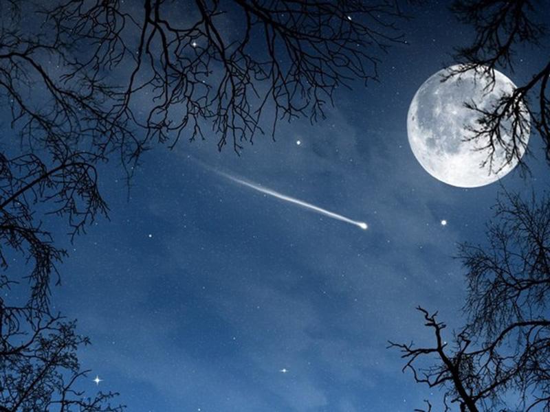 Два звездопада пронесутся над Москвой кначалу зимы