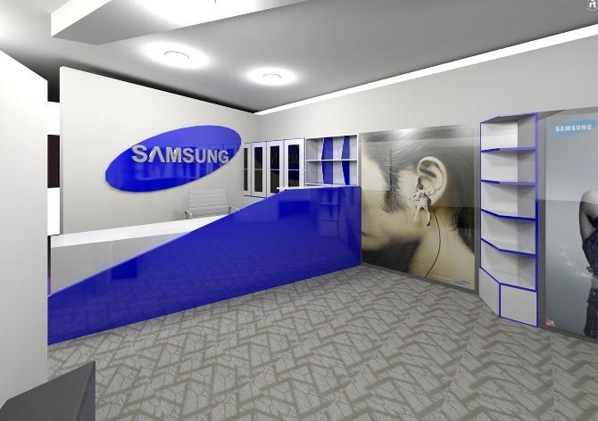 Самсунг представит самый изогнутый монитор вмире