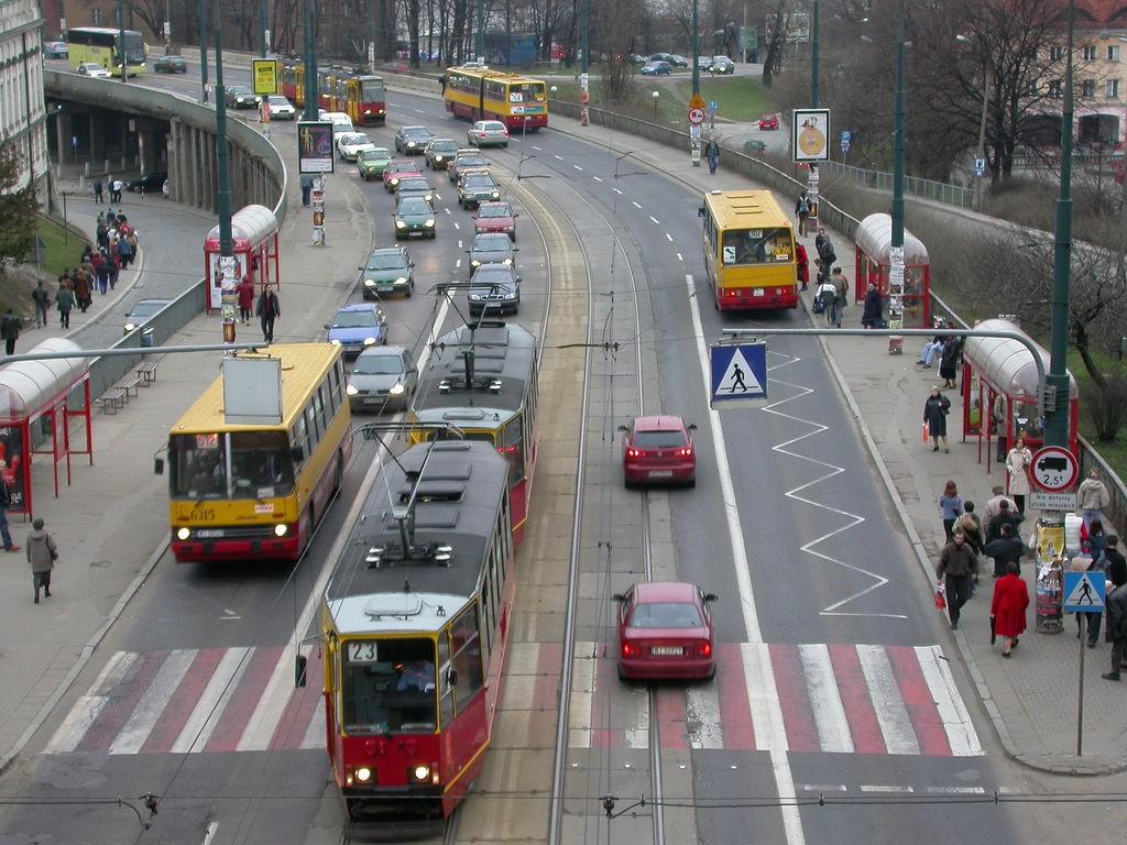 8октября в столице России стартует новая маршрутная сеть наземного транспорта
