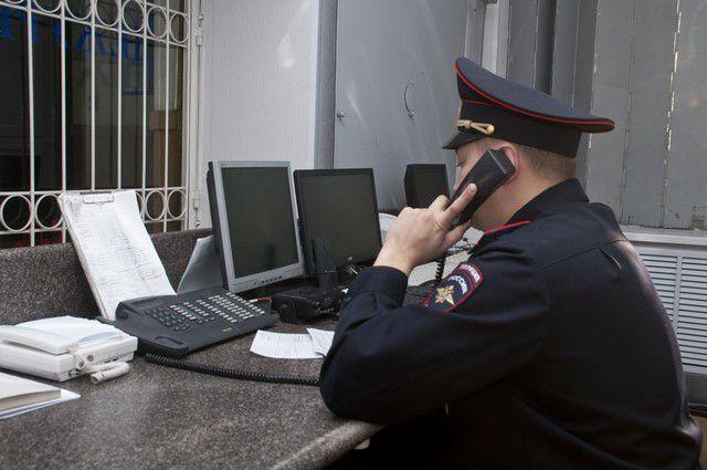 Сообщение обомбе в помещении руководства РФоказалось ложным