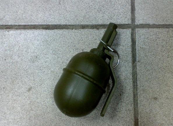 В столицеРФ ищут человека, подвесившего боевую гранату вхолле дома