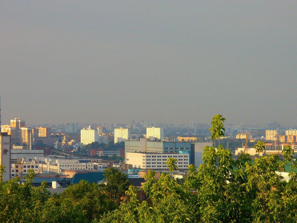Где насеверо-востоке столицы построят крупный микрорайон наместе промзоны