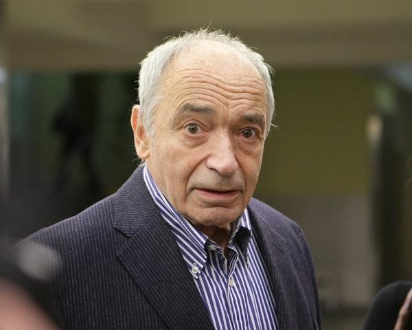 Актёр Валентин Гафт попал в клинику в столице России