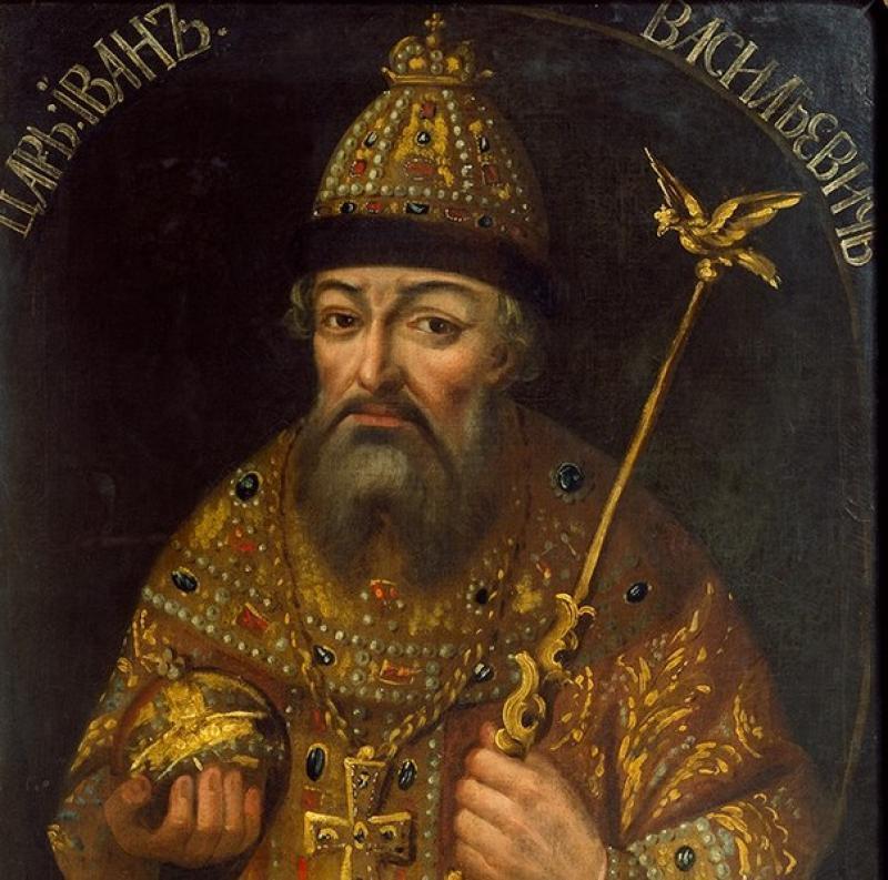 ВОрле появился первый монумент первому царю Руси Ивану Грозному