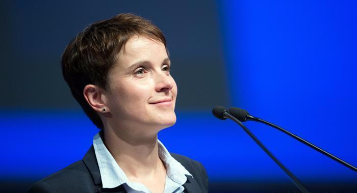 Лидер германской правовой партии выступает засвободное ношение оружия вГермании
