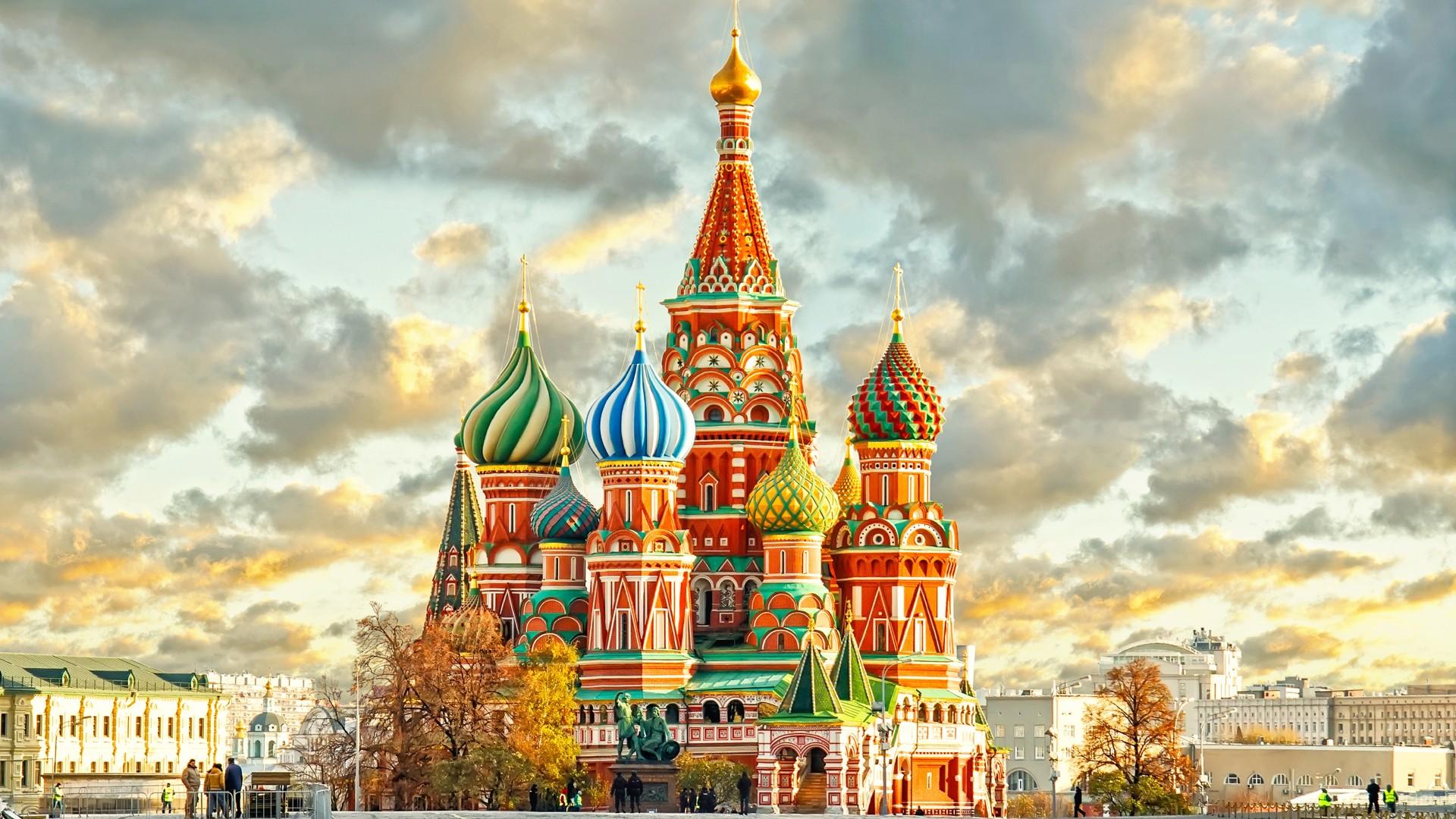 Москва попала в топ-10 городов мира которые нужно посетить в 2017 году