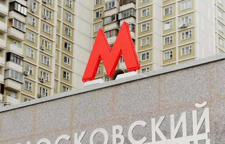 Поезда наТаганско-Краснопресненской линии московского метро ходят сувеличенными интервалами