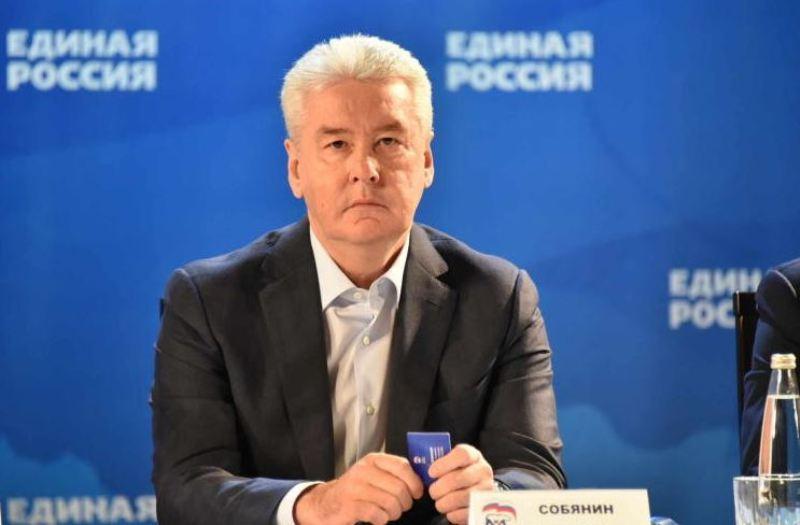 Собянин готов возглавить список «Единой России» навыборах вГД