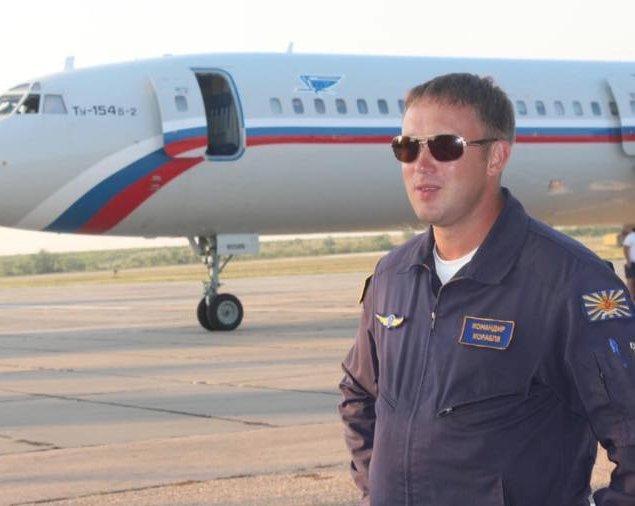 МинобороныРФ поведало о заключительном ремонте разбившегося Ту-154