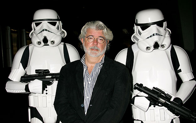 Кинорежиссер Джордж Лукас признан богатейшей знаменитостью США