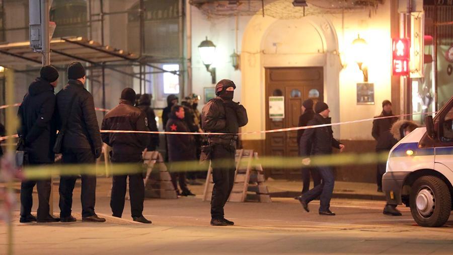 Умер второй сотрудник ФСБ, раненный в перестрелке на Лубянке