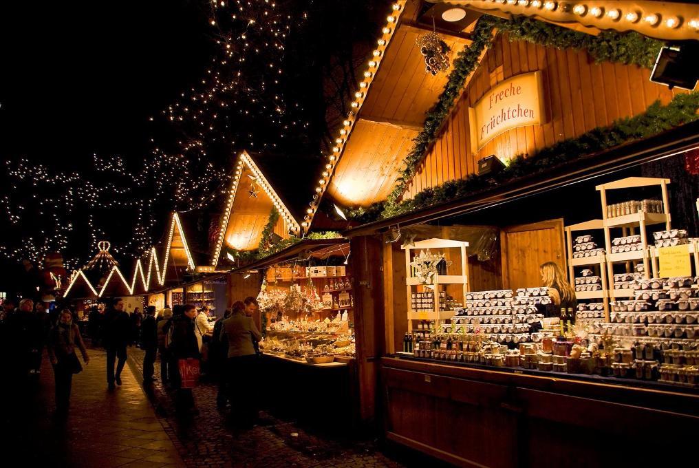 707 предпринимателей примут участие вфестивале «Путешествие вРождество»