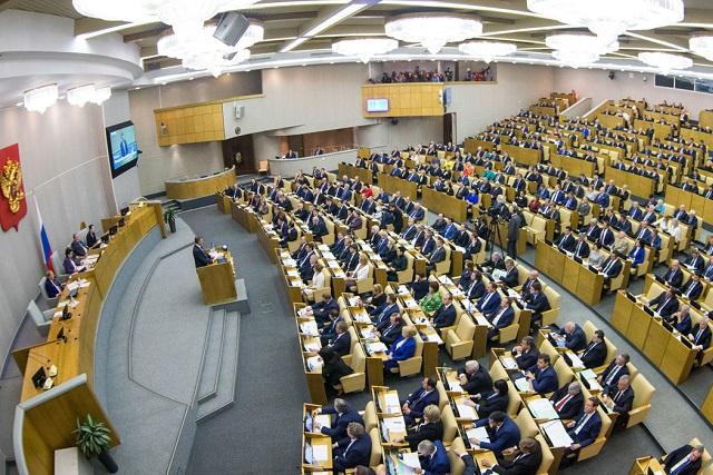 Зал Государственной думы расширят ради Валуева