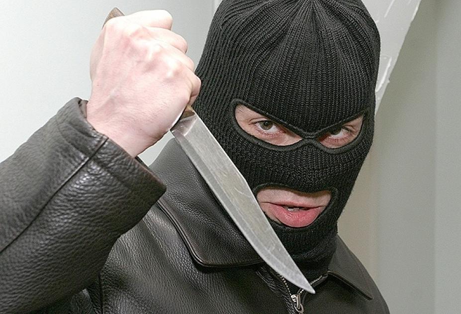 Фото преступников в масках