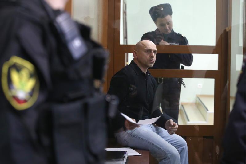 Предполагаемый соучастник захвата заложников наДубровке частично признал вину