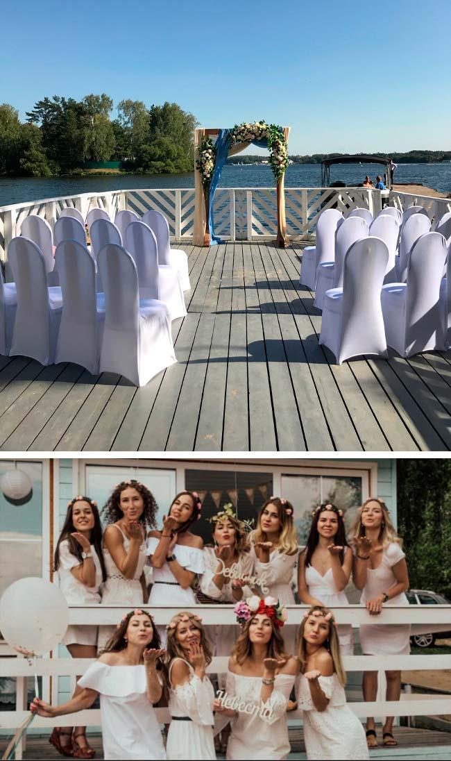 Лучшее место для свадеб