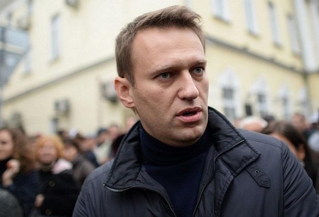 Навального посадили на15 суток