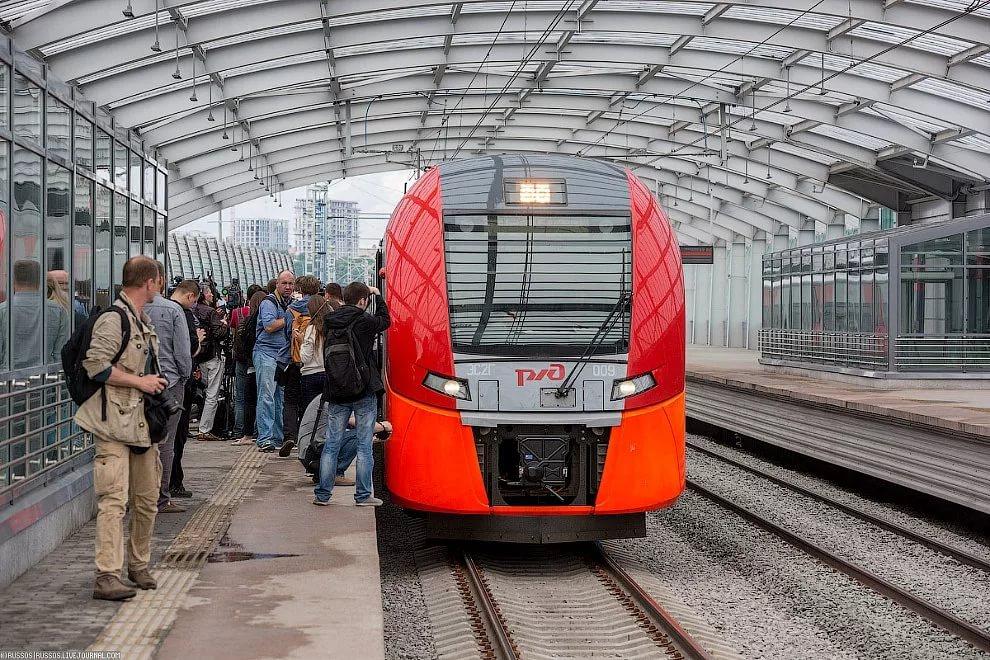 Пассажиропоток наМЦК 10октября достиг рекорда в422 тысячи жителей