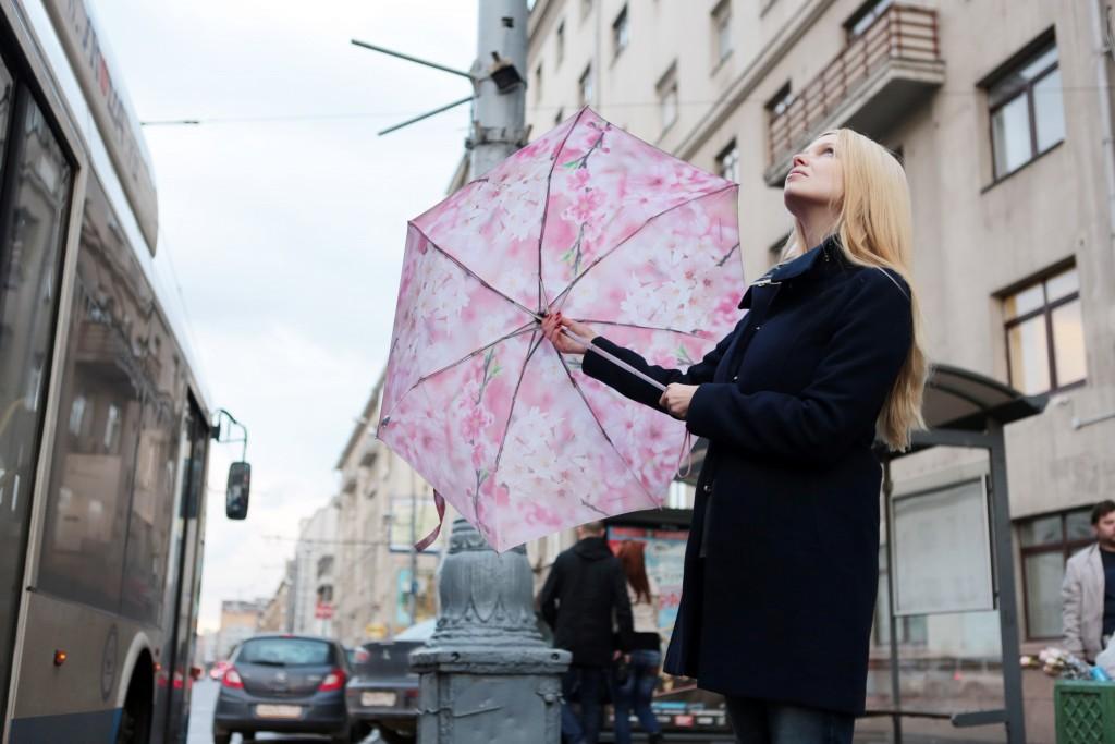 Неменее 40% месячной нормы осадков может выпасть в российской столице всамом начале недели