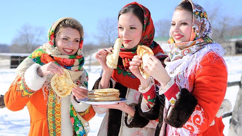 Встолице стартовал фестиваль «Московская Масленица»