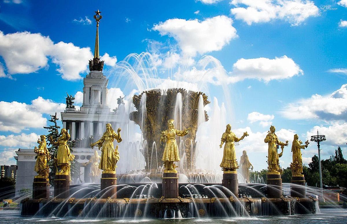 На26апреля задуман пробный запуск фонтанов вСВАО