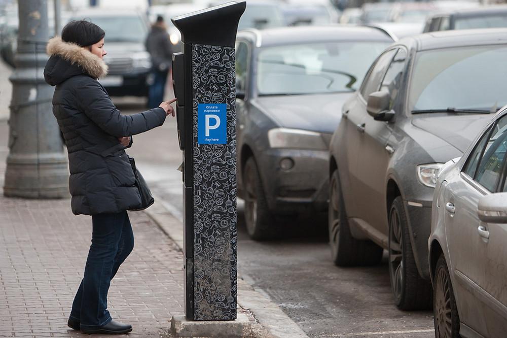 Дополнительные зоны платных парковок появятся вгороде вдекабре