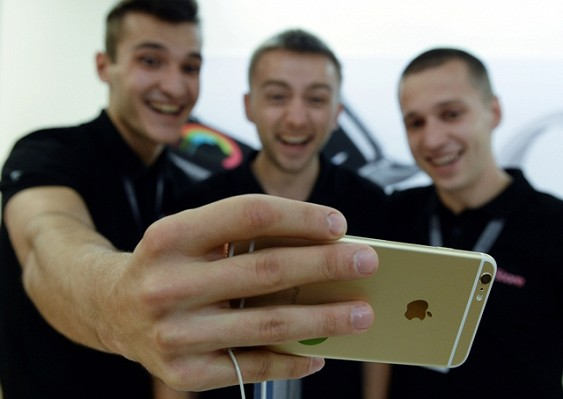 Apple сказала оначале предварительного заказа наiPhone 7