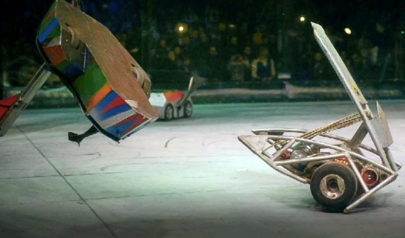 Роботы-бронеботы впроцессе акции наНовом Арбате уничтожат старую электронику жителей столицы