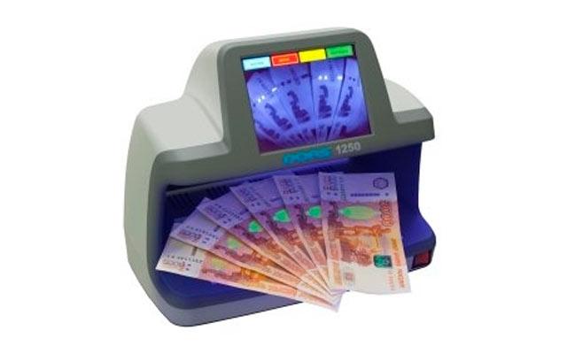 Купить детектор банкнот